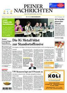 Peiner Nachrichten - 16. September 2017