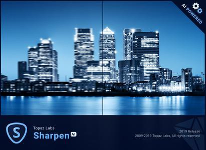 Topaz Sharpen AI 1.2.1 (x64) Portable