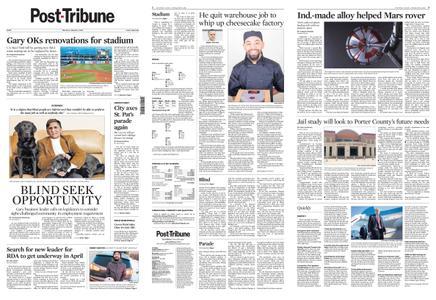 Post-Tribune – March 01, 2021
