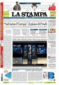 La Stampa Imperia e Sanremo - 23 Dicembre 2017