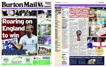 Burton Mail – July 03, 2018