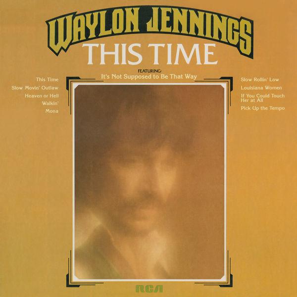 Waylon Jennings - Classic Albums Collection (2015) [Official Digital Download 24bit/96kHz]