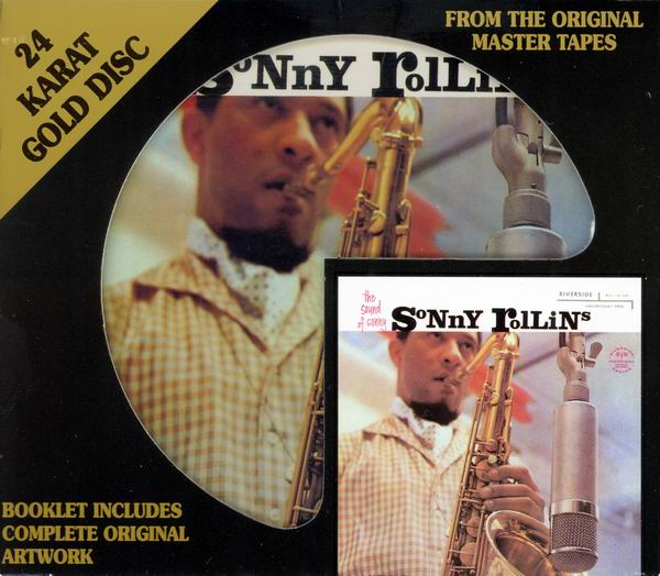 Sonny Rollins - The Sound Of Sonny (1957) [DCC 24 KT Gold CD, 1996]