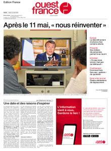 Ouest-France Édition France – 14 avril 2020