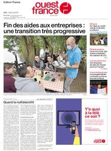 Ouest-France Édition France – 31 août 2021