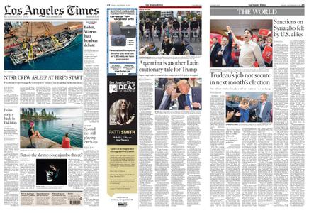 Los Angeles Times – September 13, 2019
