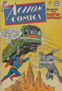 Action Comics 199 (DC) (Dec 1954) (c2c) (Superscan