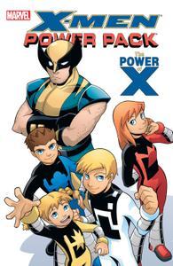 X-Men and Power Pack-The Power of X 2006 Digital Kileko