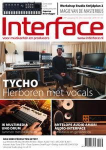 Interface – oktober 2019