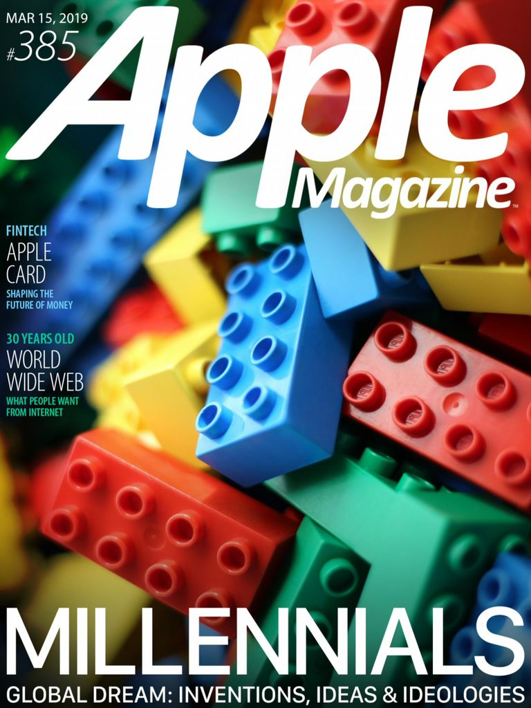 AppleMagazine - March 15, 2019