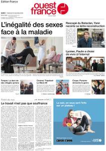 Ouest-France Édition France – 13 novembre 2019