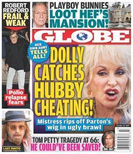 Globe - October 23, 2017