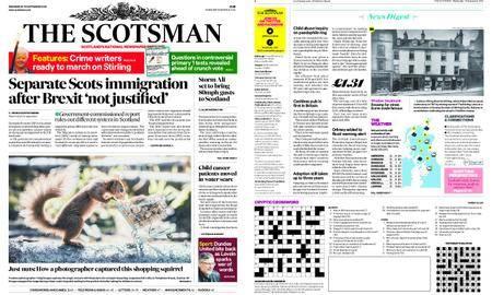 The Scotsman – September 19, 2018