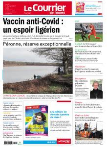 Le Courrier de l'Ouest Cholet – 01 février 2021