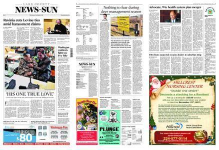 Lake County News-Sun – December 06, 2017