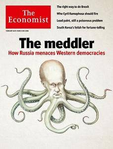 The Economist Europe - February 24-March 2, 2018
