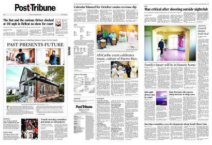Post-Tribune – November 14, 2017
