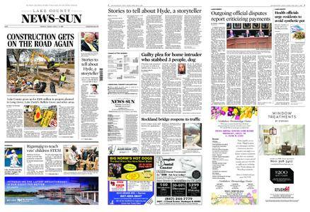 Lake County News-Sun – April 07, 2018