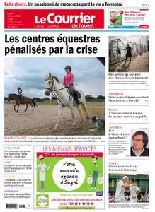 Le Courrier de l'Ouest Cholet – 22 juin 2020