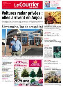 Le Courrier de l'Ouest Angers – 27 novembre 2020