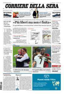 Corriere della Sera - 28 Giugno 2021