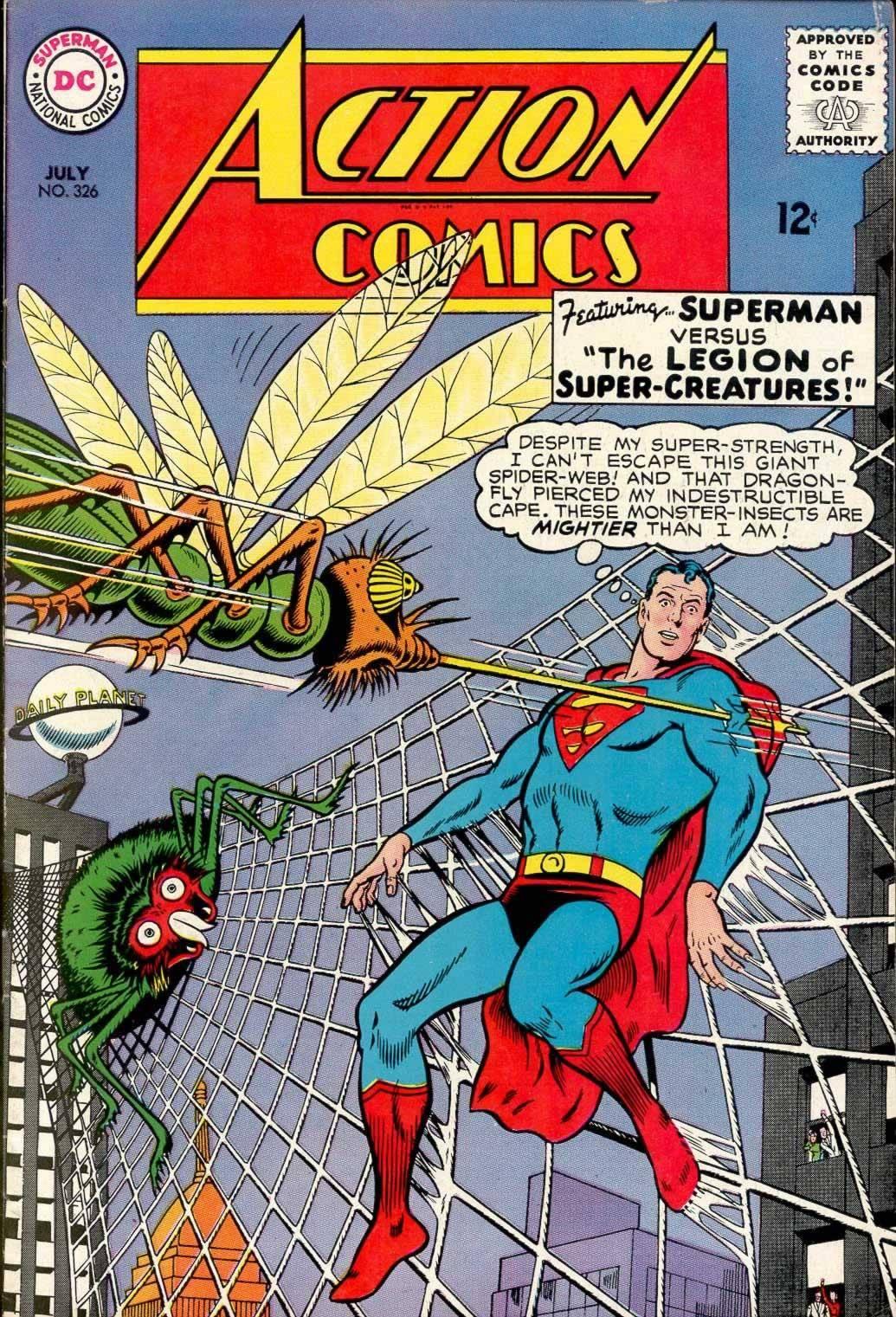 For Whomever - Action Comics 326 cbr