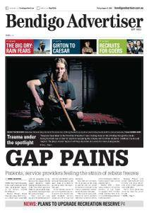 Bendigo Advertiser - August 17, 2018