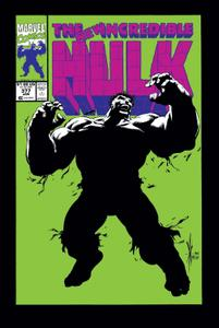 Incredible Hulk 377 1991 Digital AnPymGold