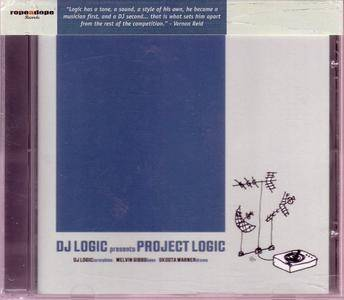 DJ Logic - Project Logic (1999) {Ropeadope} **[RE-UP]**