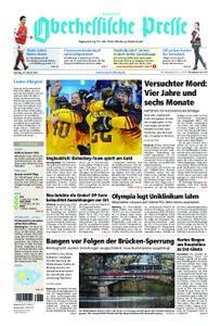 Oberhessische Presse Hinterland - 24. Februar 2018