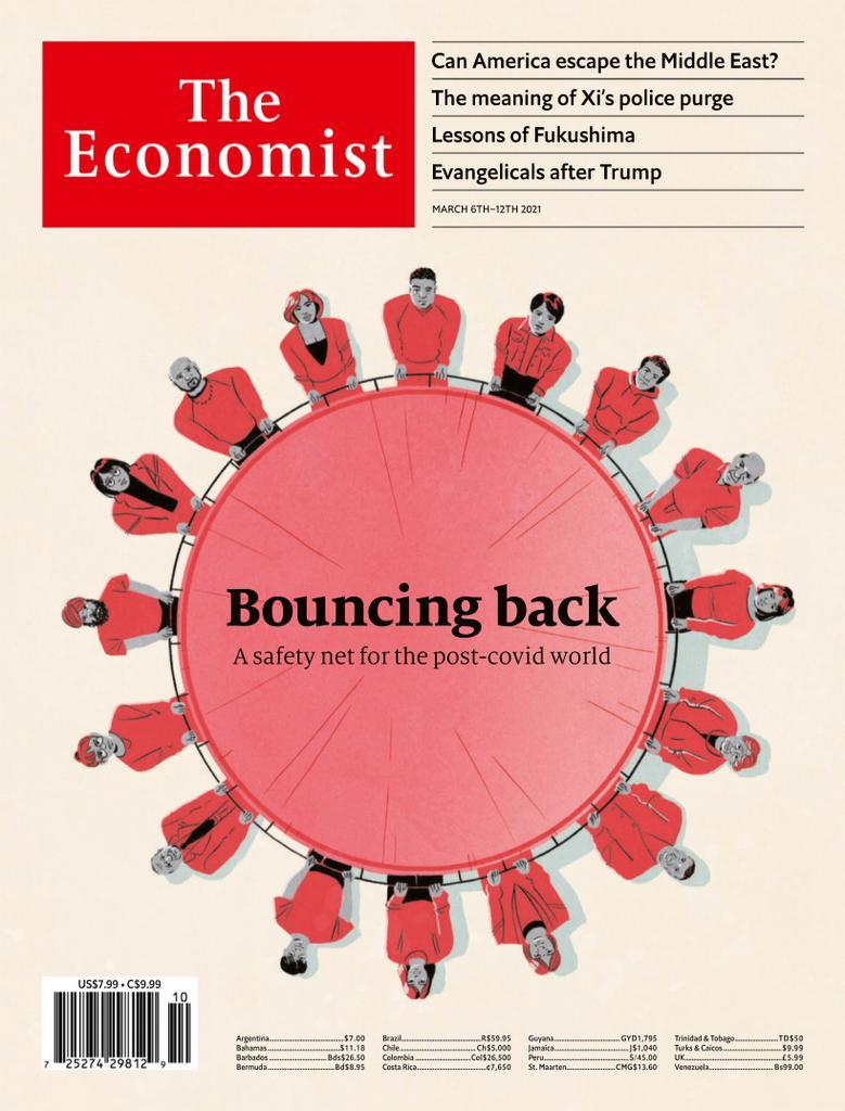 The Economist USA - March 06, 2021