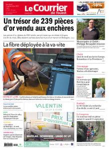 Le Courrier de l'Ouest Cholet – 03 septembre 2021