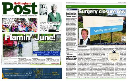 Nottingham Post – June 12, 2019