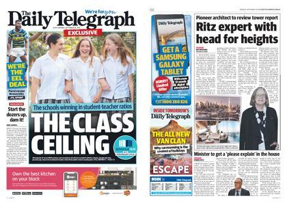 The Daily Telegraph (Sydney) – September 16, 2019
