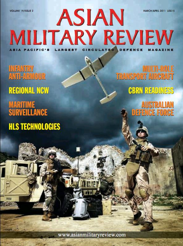 Asian Military Review - March/April 2011