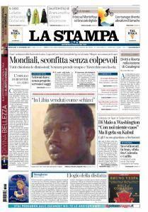 La Stampa Torino Provincia e Canavese - 15 Novembre 2017