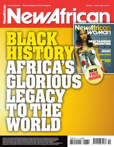New African - October 2008