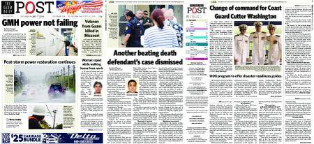 The Guam Daily Post – July 07, 2018