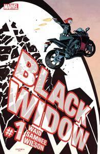 Black Widow 001 2016 Digital
