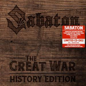 Sabaton - The Great War: History Edition (2019)