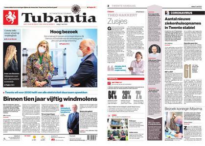 Tubantia - Enschede – 17 april 2020