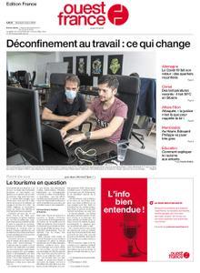 Ouest-France Édition France – 24 juin 2020