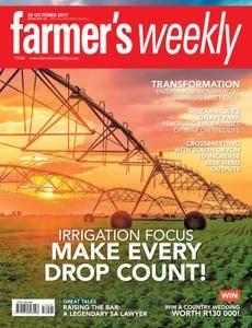 Farmer's Weekly - 20 October 2017