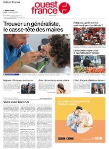 Ouest-France Édition France – 02 mars 2020