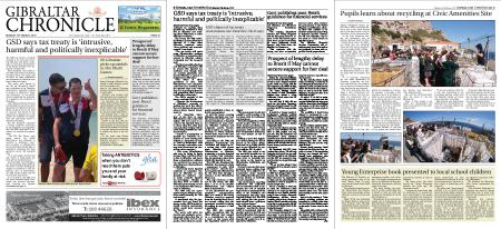 Gibraltar Chronicle – 18 March 2019