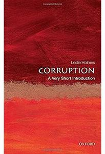 Corruption: A Very Short Introduction [Repost]