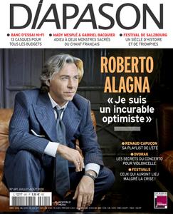 Diapason - Juillet/Août 2020
