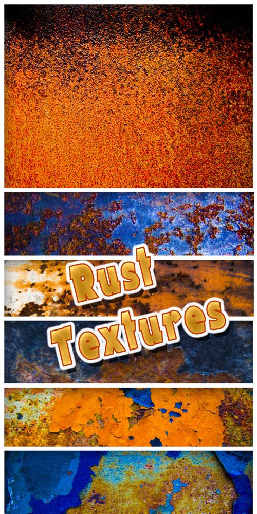 Textures - Rust