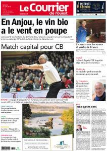 Le Courrier de l'Ouest Cholet – 27 avril 2019