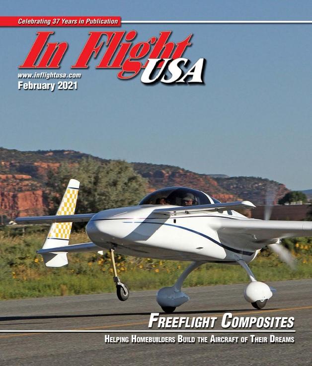 In Flight USA - February 2021